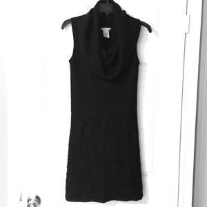 Catherine Malandrino Dress Cowl Neck Sweater Sz P